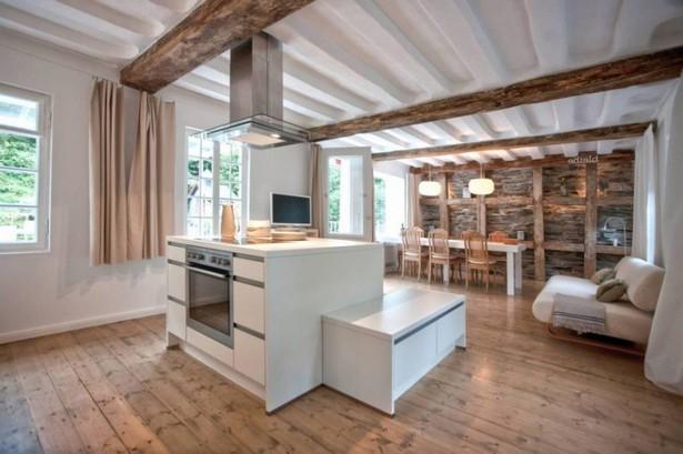 wohnideen moderner landhausstil. Black Bedroom Furniture Sets. Home Design Ideas