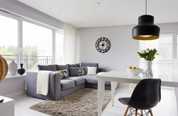 wohnzimmer ideen modern wei223