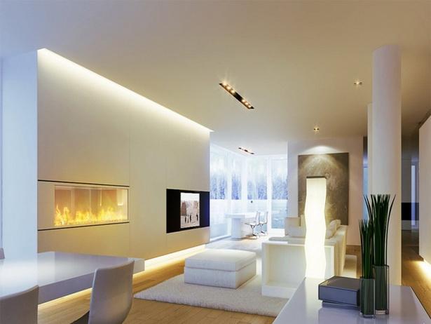 beleuchtung wohnzimmer beispiele. Black Bedroom Furniture Sets. Home Design Ideas