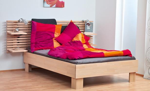 bett bauen ideen. Black Bedroom Furniture Sets. Home Design Ideas