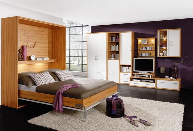 bett im wohnzimmer ideen. Black Bedroom Furniture Sets. Home Design Ideas