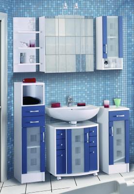 Blaue badezimmerm bel - W schildmeyer badmobel ...