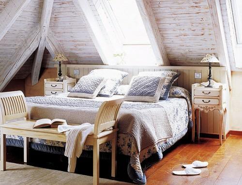 dach schlafzimmer einrichten. Black Bedroom Furniture Sets. Home Design Ideas