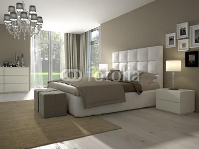 Dekoration im schlafzimmer