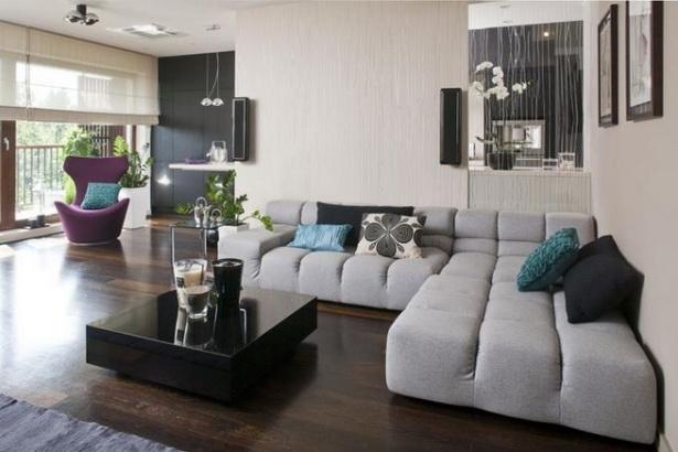 Designer einrichtung wohnzimmer