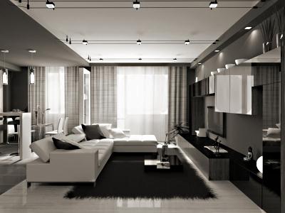 Edle wohnzimmer einrichtung