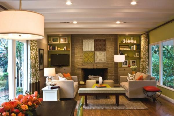 beautiful einrichtungsideen f r wohnzimmer gallery. Black Bedroom Furniture Sets. Home Design Ideas