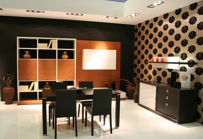 esszimmer einrichten wohnideen. Black Bedroom Furniture Sets. Home Design Ideas