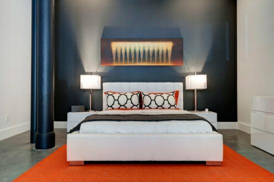 Farben schlafzimmer wände