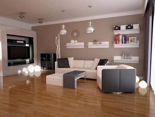 Farbgestaltung Wohnzimmer Ideen