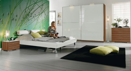 Farbliche gestaltung schlafzimmer
