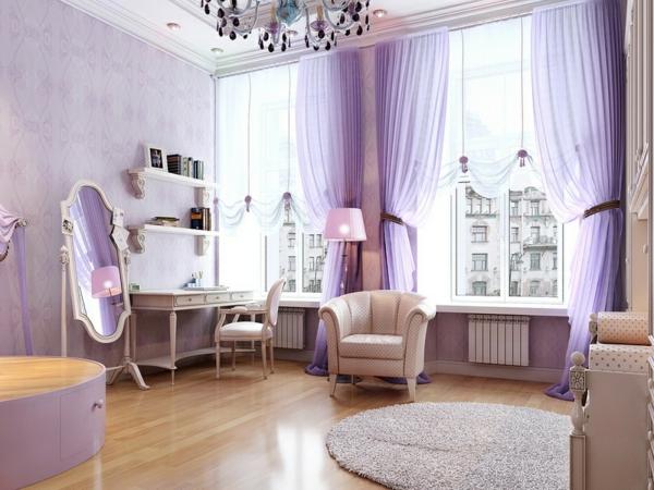 Gardinen ideen für schlafzimmer