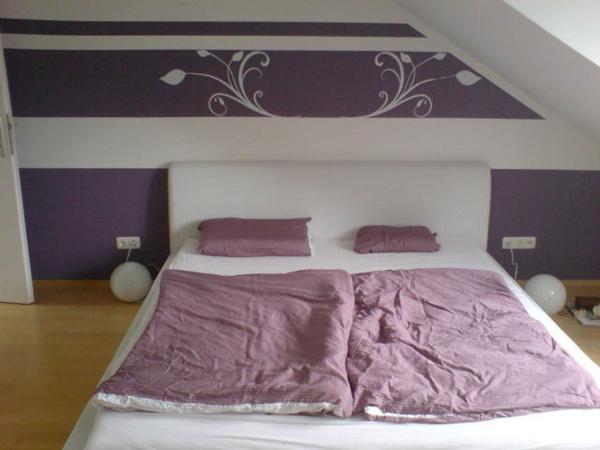 Gestaltung schlafzimmer farben
