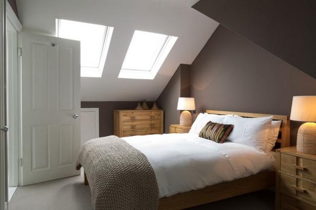 Gestaltung Schlafzimmer gestaltung schlafzimmer mit dachschräge