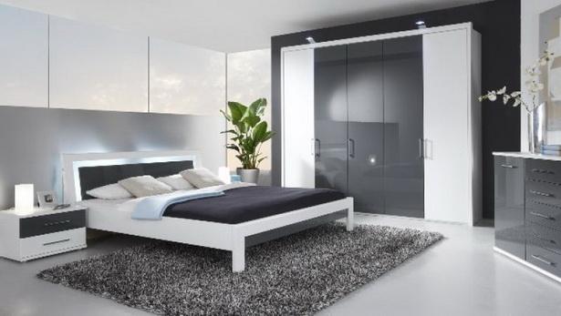 Grau weiß schlafzimmer