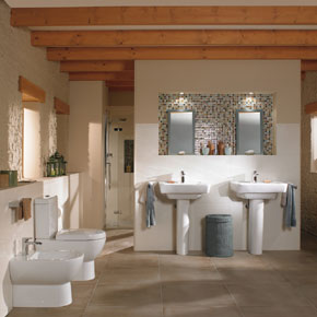 Großes badezimmer ideen