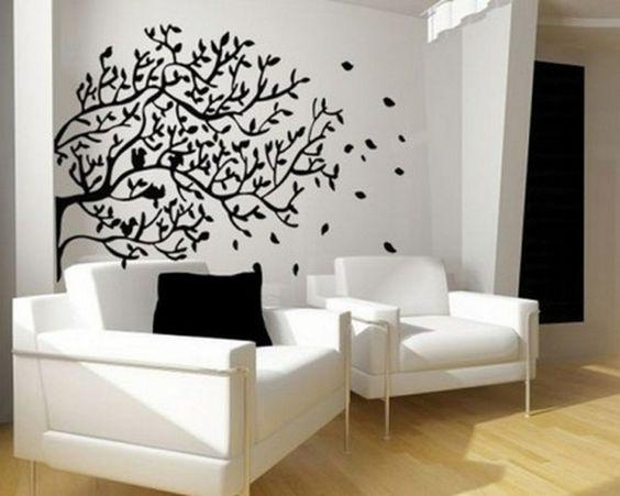 Ideen streichen wohnzimmer