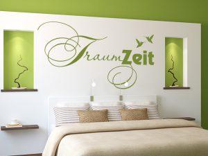 Wandgestaltung Ideen Farbe ideen wandgestaltung farbe schlafzimmer