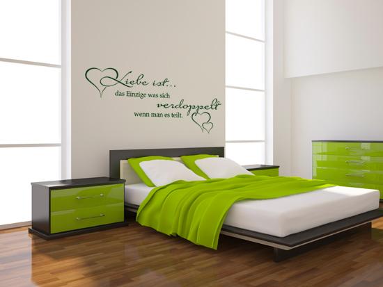 Ideen wandgestaltung farbe schlafzimmer - Schlafzimmergestaltung farben ...