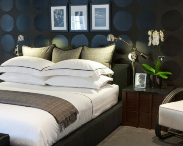 m nner schlafzimmer ideen. Black Bedroom Furniture Sets. Home Design Ideas