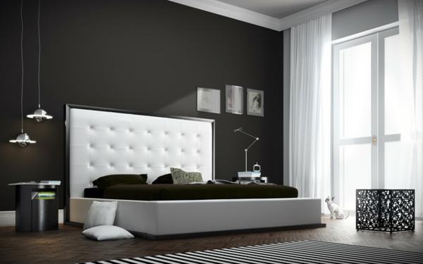 Moderne schlafzimmer bilder