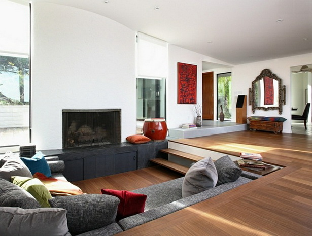 Rechteckiges wohnzimmer einrichten - Rechteckiges zimmer einrichten ...
