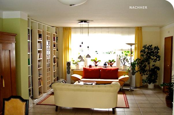 reihenhaus wohnzimmer einrichten. Black Bedroom Furniture Sets. Home Design Ideas
