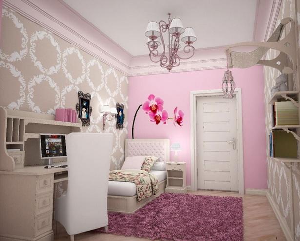 Rosa schlafzimmer gestalten