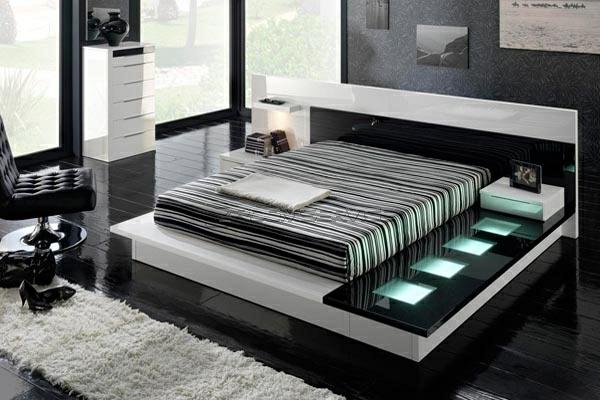 Schlafzimmer bett modern