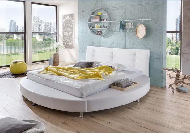 schlafzimmer bett rund. Black Bedroom Furniture Sets. Home Design Ideas