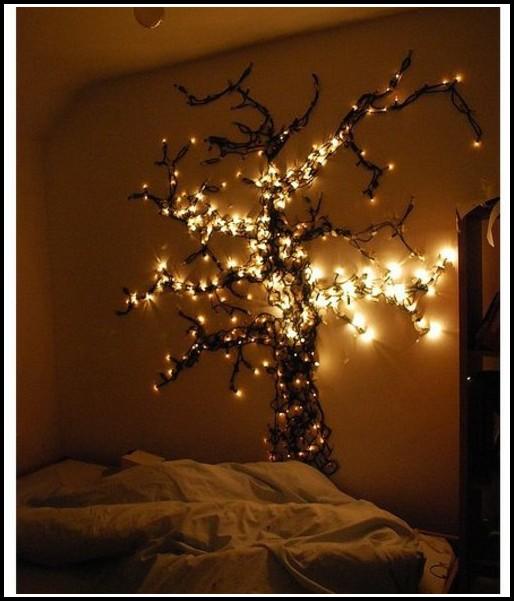 Schlafzimmer dekoration wand