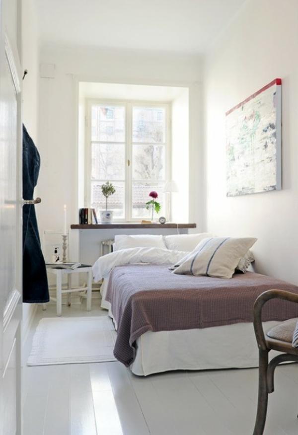 Schlafzimmer einrichten kleiner raum