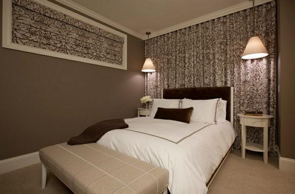 schlafzimmer gestalten mit farbe. Black Bedroom Furniture Sets. Home Design Ideas