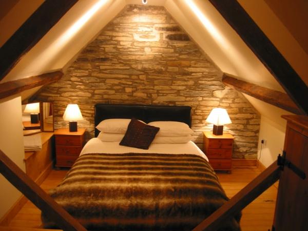 Schlafzimmer ideen dachschräge