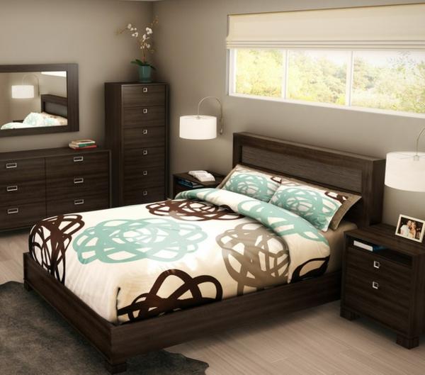 schlafzimmer ideen einrichtung. Black Bedroom Furniture Sets. Home Design Ideas