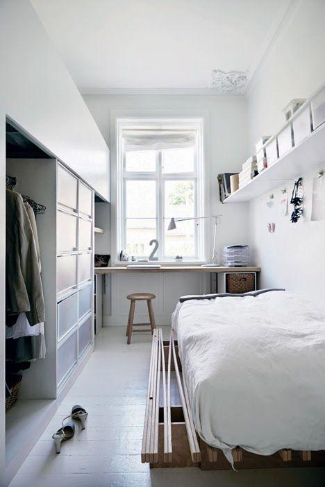 Schlafzimmer ideen wenig platz