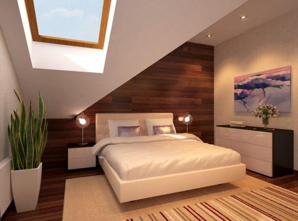Schlafzimmer kreativ gestalten