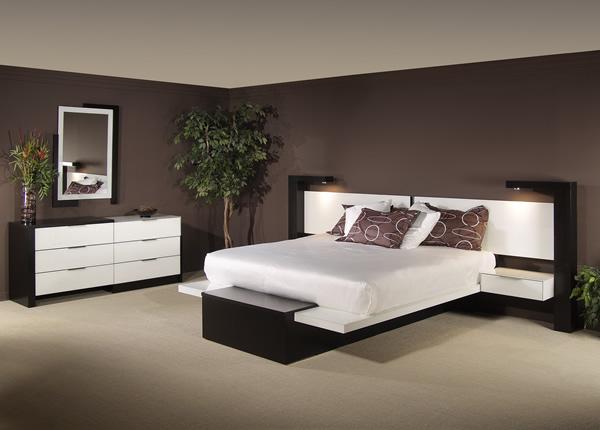 Schlafzimmer Modern Einrichten schlafzimmer mit farbe gestalten