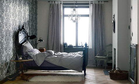 Schlafzimmer neu gestalten farbe
