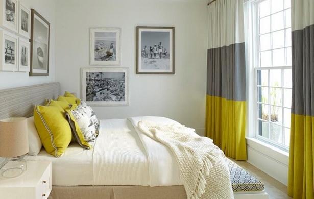 Schlafzimmer vorhänge ideen