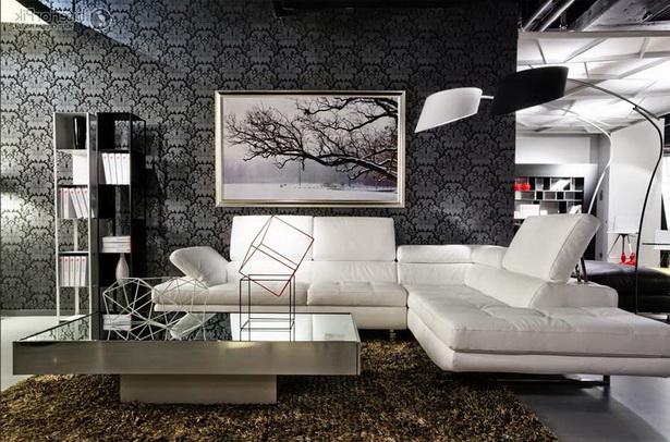 Schöne moderne wohnzimmer