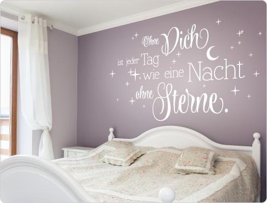 Schöne schlafzimmer wände