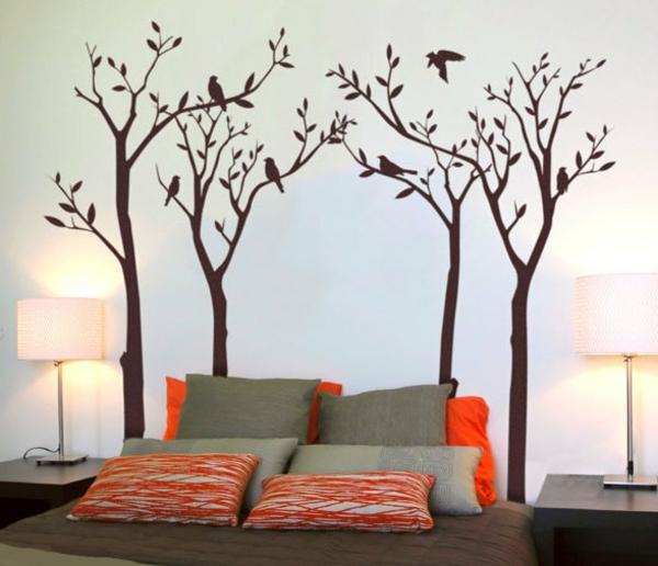 Schöne wandbilder schlafzimmer