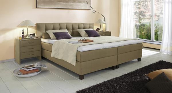 Sch ner wohnen farbe schlafzimmer - Taupe wandfarbe schoner wohnen ...
