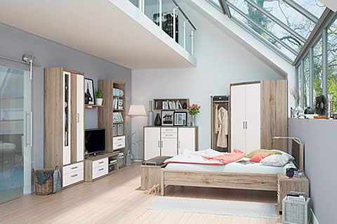 sch nste schlafzimmer der welt. Black Bedroom Furniture Sets. Home Design Ideas