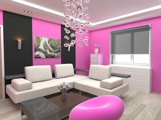 streichen wohnzimmer ideen. Black Bedroom Furniture Sets. Home Design Ideas