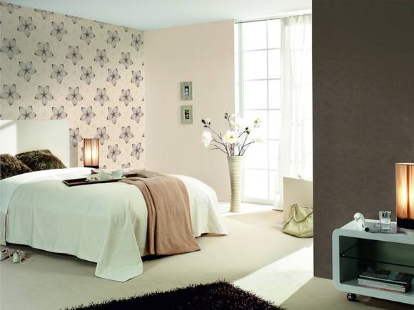 Schlafzimmer Tapezieren Ideen : Tapezier ideen schlafzimmer