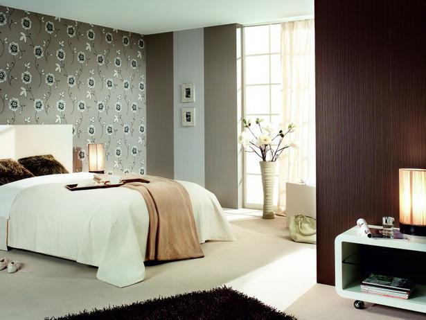 Tapezier ideen schlafzimmer