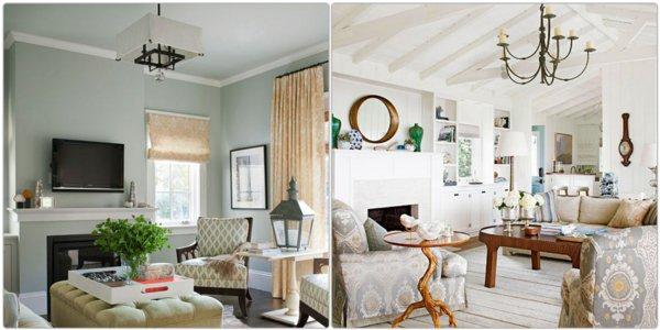 Wandfarbe wohnzimmer ideen