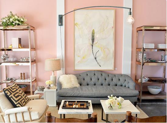 Wandfarben gestaltung wohnzimmer